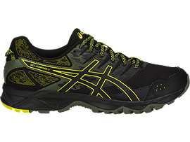 GEL-SONOMA 3, BLACK/SULPHUR SPRING/BLACK