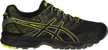4ec8c74a1a84 GEL-Sonoma 3 | MEN | Black/Sulphur Spring/Black | ASICS US