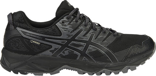 Back to Mens Trail Running Shoes  GELSonoma 3 GTX Black/Onyx/Carbon 3 RT