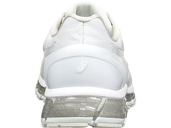 GEL-QUANTUM 360 KNIT WHITE/SNOW/SILVER 27 BK