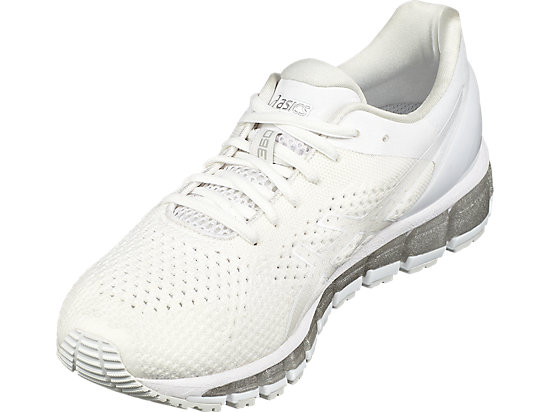 GEL-QUANTUM 360 KNIT WHITE/SNOW/SILVER 11 FL