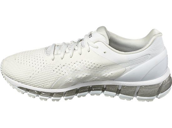 GEL-QUANTUM 360 KNIT WHITE/SNOW/SILVER 15 LT