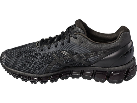 GEL-QUANTUM 360 KNIT BLACK/ONYX/DARK GREY 7