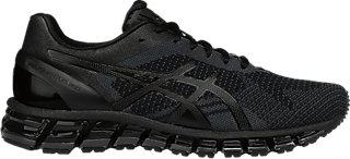 ASICS GEL-QUANTUM 360 4 - Neutral running shoes - dark grey/black