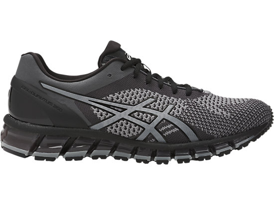 GEL-QUANTUM 360 KNIT 2 - Neutral running shoes - carbon/dark grey