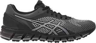 GEL-QUANTUM 360 KNIT 2 - Neutral running shoes - carbon/dark grey