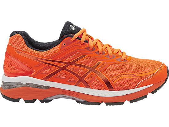GT-2000 5 da uomo, Shocking Orange/Dark Grey/Spicy Orange