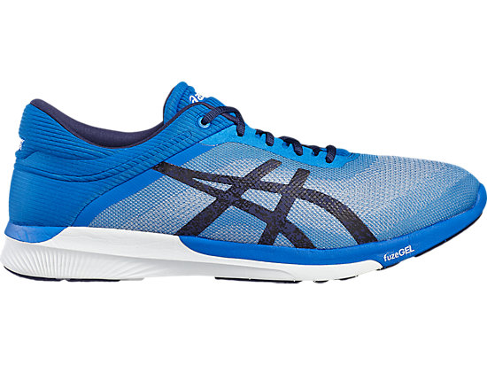 fuzeX Rush ELECTRIC BLUE/INDIGO BLUE/WHITE 3