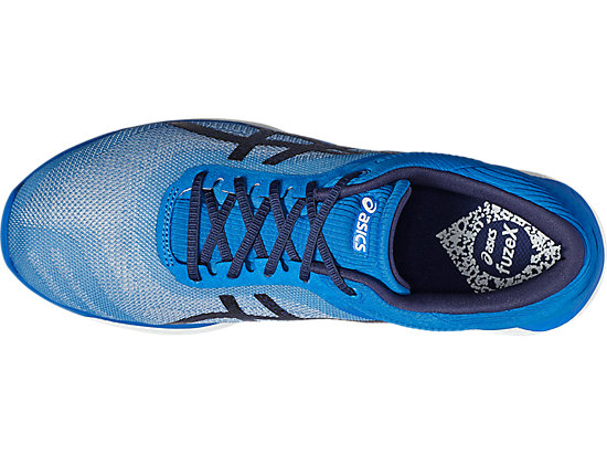 fuzeX Rush ELECTRIC BLUE/INDIGO BLUE/WHITE 15