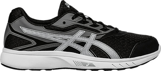 asics black sneakers