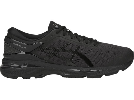 GEL-KAYANO 24 BLACK/BLACK/CARBON
