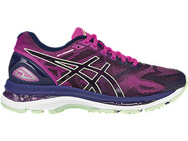 asics woman running shoes