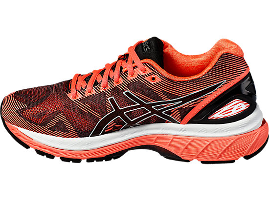 gel nimbus 19 pour femmes femmes black silver diva pink asics fr. Black Bedroom Furniture Sets. Home Design Ideas