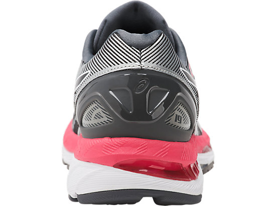 GEL-NIMBUS 19 CARBON/ROUGE RED/WHITE