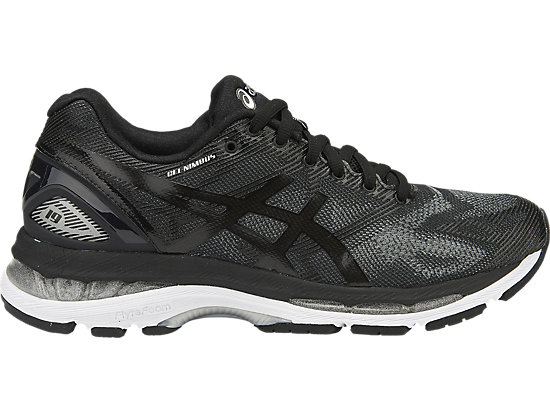 ASICS GEL-FORTITUDE 8 (2E) - Neutral running shoes - glacier grey/black