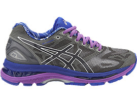 GEL-NIMBUS 19 LITE-SHOW, Carbon/Snow/Reflective
