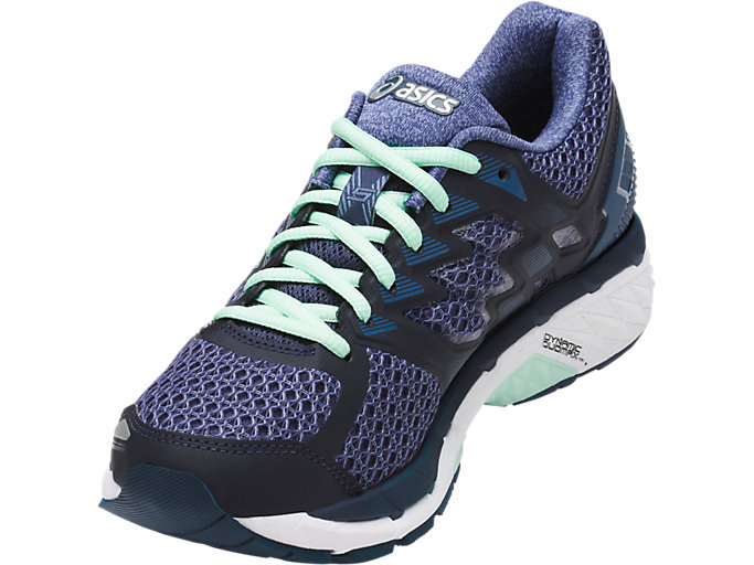 Front Left view of GT-3000 5, INSIGNIA BLUE/GLACIER SEA/PIGEON BLUE