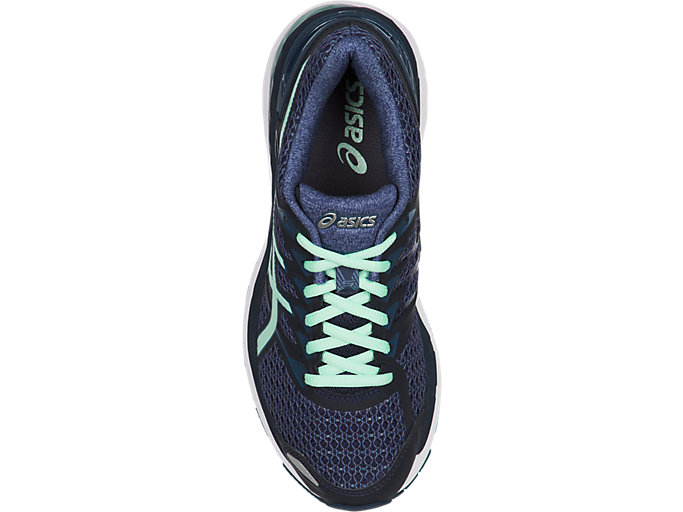 Top view of GT-3000 5, INSIGNIA BLUE/GLACIER SEA/PIGEON BLUE