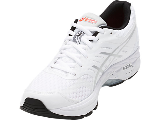 GT-2000 5 WHITE/SILVER/FLASH CORAL