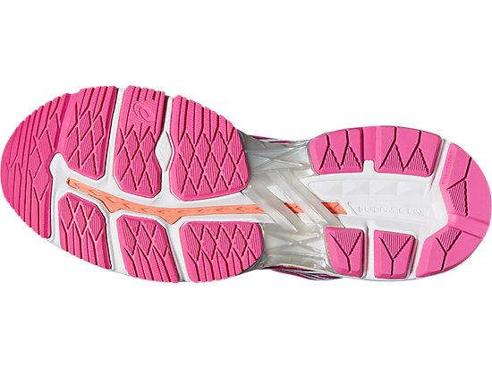 GT-2000 5 Damen Straßenlauf Schuhe PINK GLOW/WHITE/DARK PURPLE 11