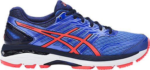 GT-2000 5 Regatta Blue/Flash Coral/Indigo Blue 3 RT