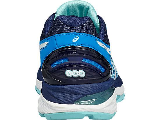 Women's GT-2000 5 road running shoe DIVA BLUE/WHITE/AQUA SPLASH 19