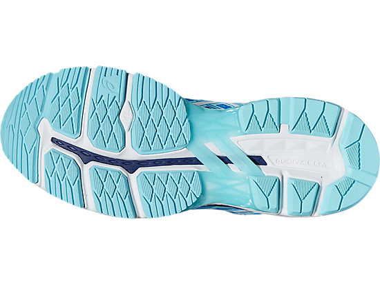 Women's GT-2000 5 road running shoe DIVA BLUE/WHITE/AQUA SPLASH 11