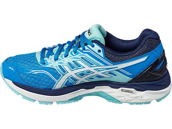 Women's GT-2000 5 road running shoe DIVA BLUE/WHITE/AQUA SPLASH 7