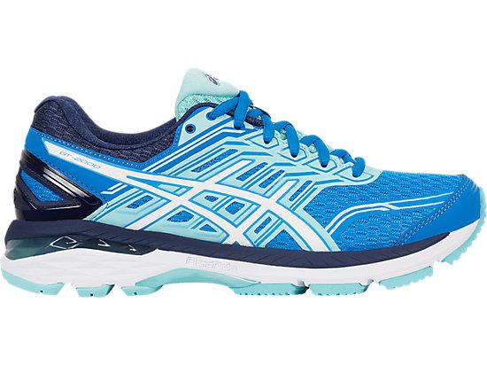 Schuhe ASICS - GT-2000 5 T757N Diva Blue/White/Aqua Splash 4301 oemlh