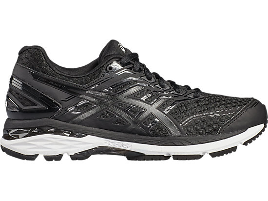 GT-2000 5 Damen Straßenlauf Schuhe BLACK/ONYX/WHITE 3