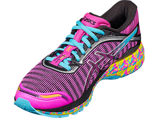 DynaFlyte Paris SPORT PINK/AQUARIUM/VIBRANT YELLOW 11 FL
