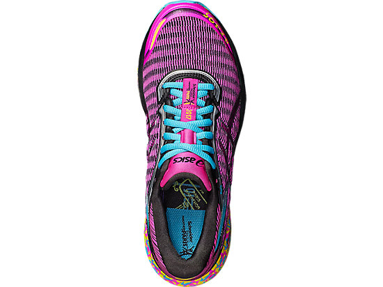 DynaFlyte Paris SPORT PINK/AQUARIUM/VIBRANT YELLOW 23 TP