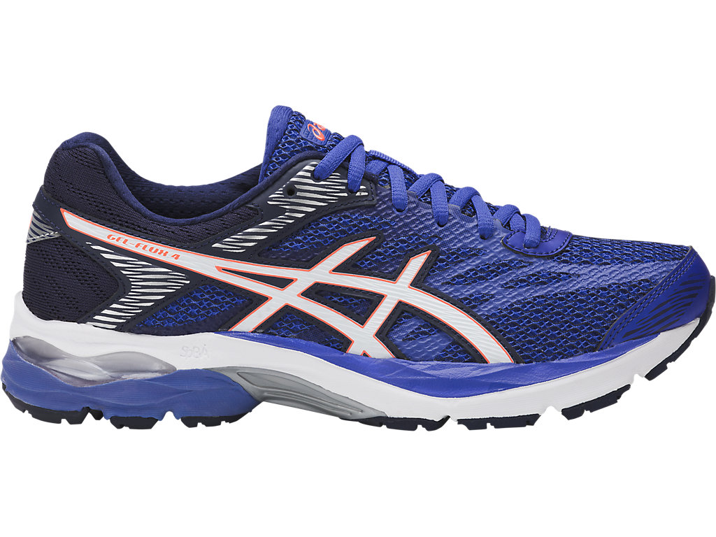 Schuhe ASICS - Gel-Flux 4 T764N Blue Purple/White/Indigo Blue 4801 eFtp65