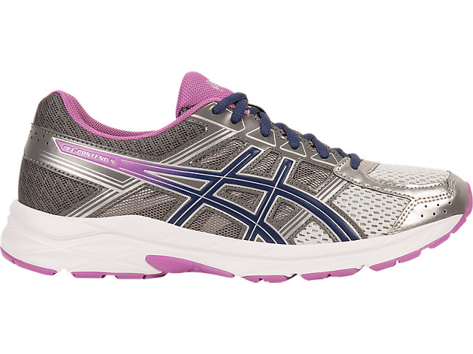asics gel contend 4 vs gt 1000 6