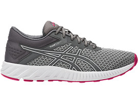 FUZEX LYTE 2 PARA MUJER, Mid Grey/Carbon/Cosmo Pink