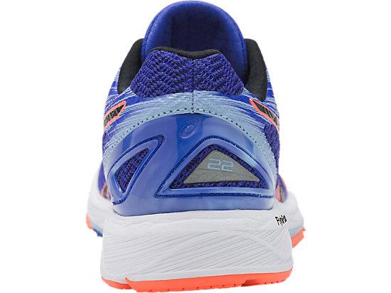 GEL-DS TRAINER 22 蓝紫色/黑色/红色