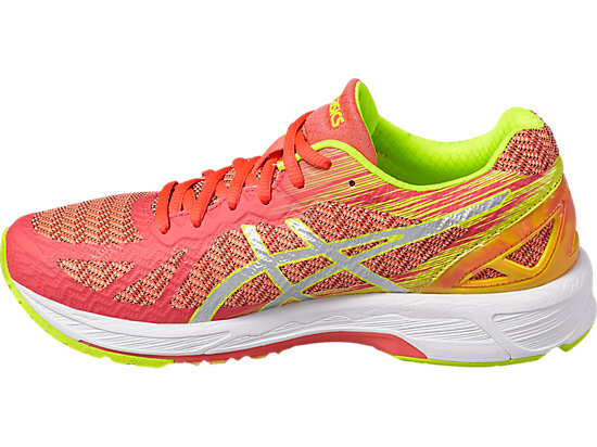 GEL-DS TRAINER 22 NC DIVA PINK/SILVER/SAFETY YELLOW 7 LT