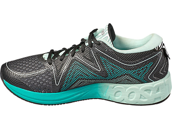 NOOSA FF BLACK/BAY/VIRIDIAN GREEN 7