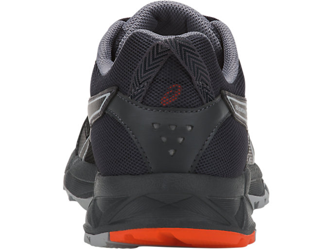 Back view of GEL-SONOMA 3, BLACK/DARK GREY
