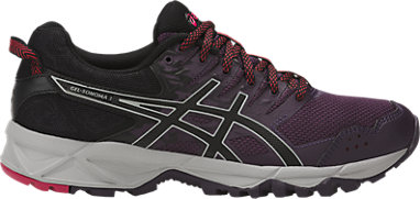 Gel Asics Winter Sonoma Femme Mid Us Bloom Noir 3 Grey wp6qUp