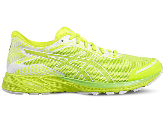 DynaFlyte | Women | SAFETY YELLOW/PISTACHIO/WHITE | Laufschuhe Damen ...
