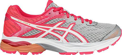 tenis asics rosa gel flux