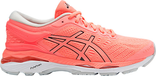 asics coral