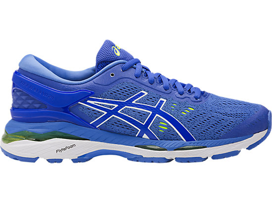 GEL-KAYANO 24, Blue Purple/Regatta Blue/White