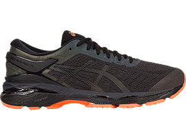 GEL-KAYANO 24 LITE-SHOW, PHANTOM/BLACK/REFLECTIVE