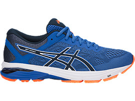GT-1000 6, VICTORIA BLUE/DARK BLUE/SHOCKING ORANGE