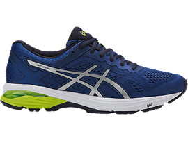 asics running shoes blue