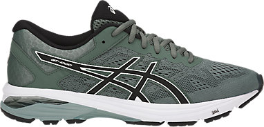 GT-1000 6   Men   Dark Forest Black White   ASICS US d4cdc648919b