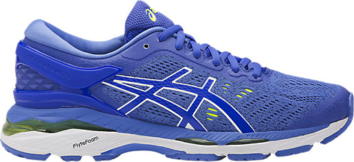 GEL-Kayano 24 (2A) Blue Purple/Regatta Blue/White 3 RT