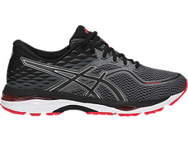GEL-CUMULUS 19, Black/Carbon/Fiery Red